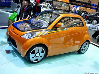 Mobil Cina Super Murah