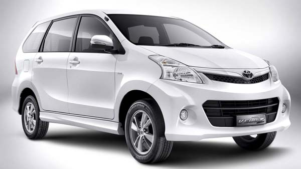 Toyota Veloz 2015