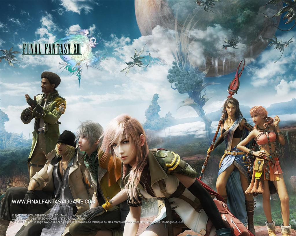Final Fantasy HD & Widescreen Wallpaper 0.806431684427134