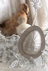 antike Schokoladeneierformen aus Belgien