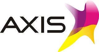 trik internet gratis Axis