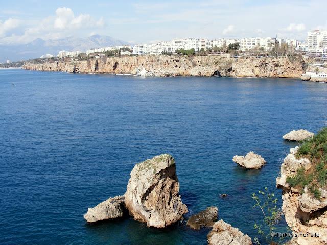Shipwreck In Antalya