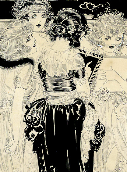 nell brinkley illustration