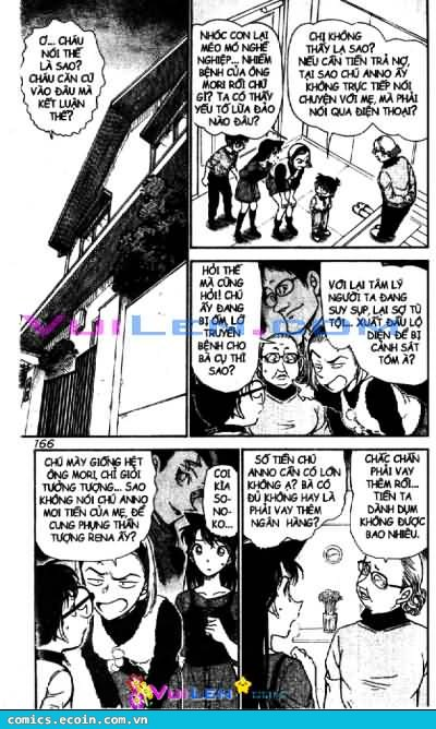 Detective Conan - Thám Tử Lừng Danh Conan chap 586 page 2 - IZTruyenTranh.com