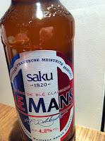 Le Mans de Saku, la biere estonienne