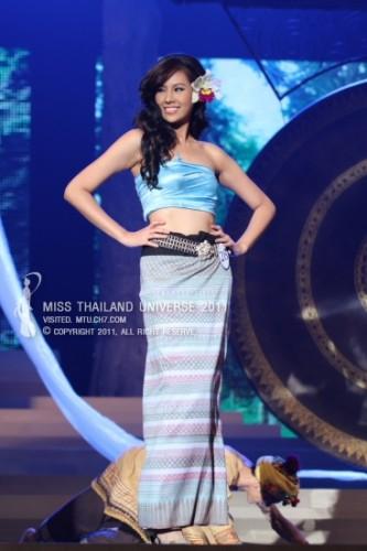 Fah Chanyasorn Sakornchan crowned Miss Thailand Universe ... Chanyasorn Sakornchan