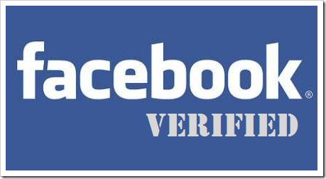 Facebook verified account celebrity net