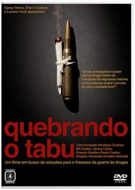 lancamentos documentario  Download   Quebrando o Tabu   DVDRip AVI + RMVB Nacional