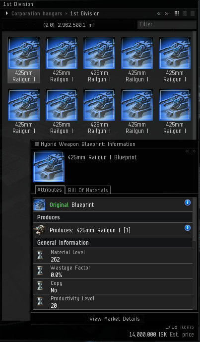 eve how to get astero blueprint