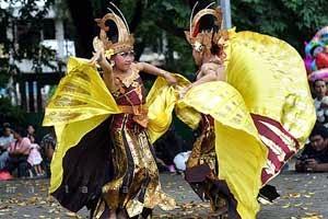 Tari Cendrawasi Tarian Dari Daerah Bali