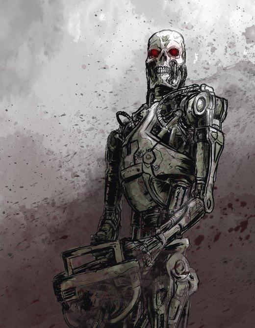 Terminator por TristJones