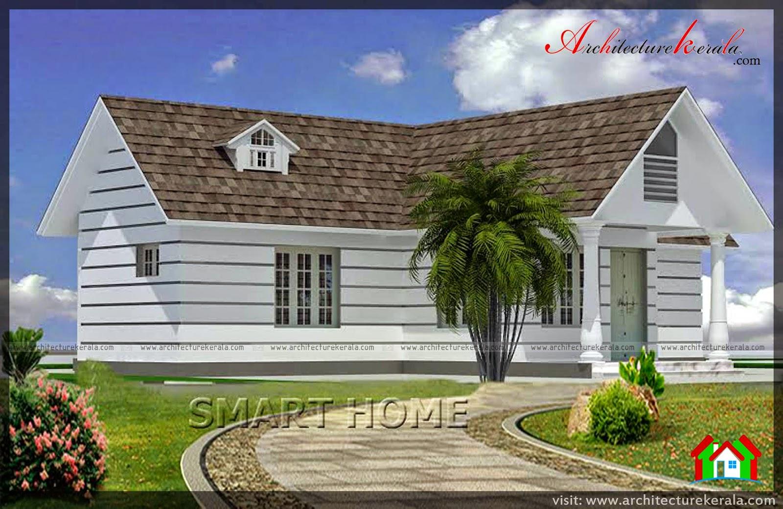 architecture kerala house