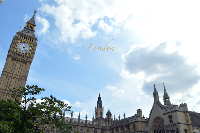 London, London England, England, Big Ben, Queen's Tower, Clouds, Sunshine, London Sun, Beautiful Day London