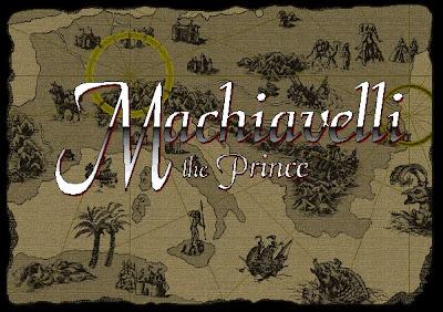 Machiavelli game