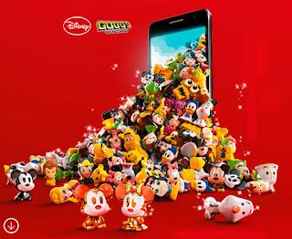 Participar da promoção da Claro Miniaturas Disney