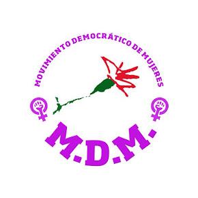 Reunión organizadora del Movimiento Democrático de Mujeres en Málaga