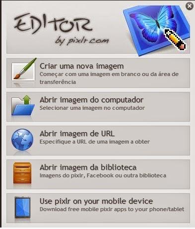 Como editar fotos online com o Photoshop Online