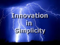 Innovation in simplicity logo