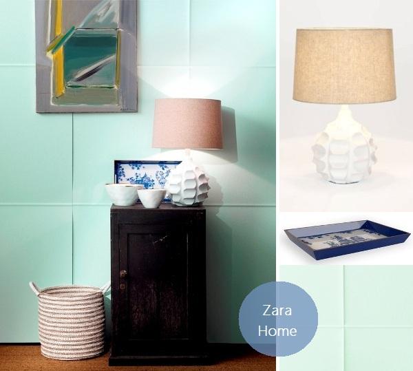 Fabrics wallpaper and something more preto marfim for Wallpaper zara home