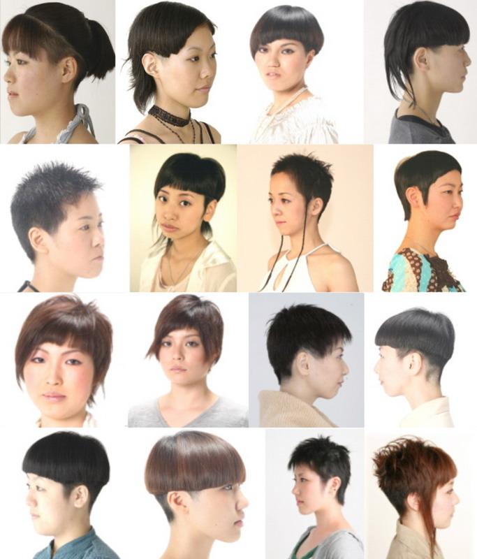 New Short Haircut Hairstyles From Japan Hairtalk 68136