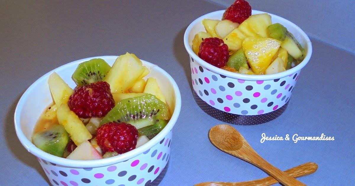 jessica gourmandises salade de fruits frais et son sirop de vanille. Black Bedroom Furniture Sets. Home Design Ideas