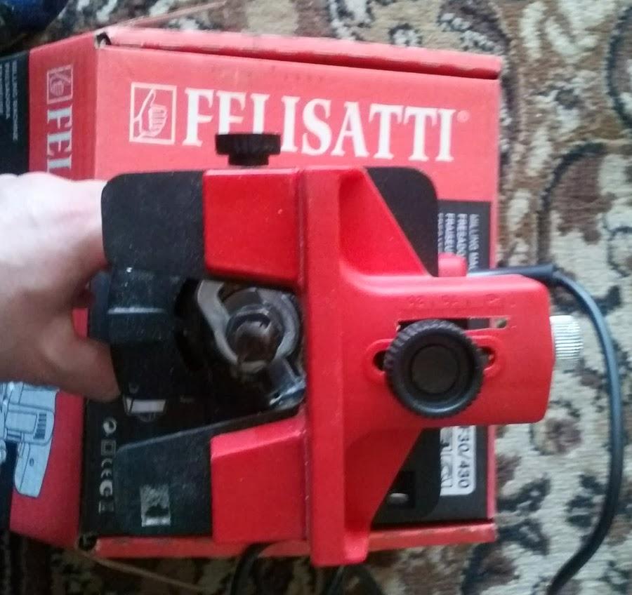 Felisatti RF30/430 цанга