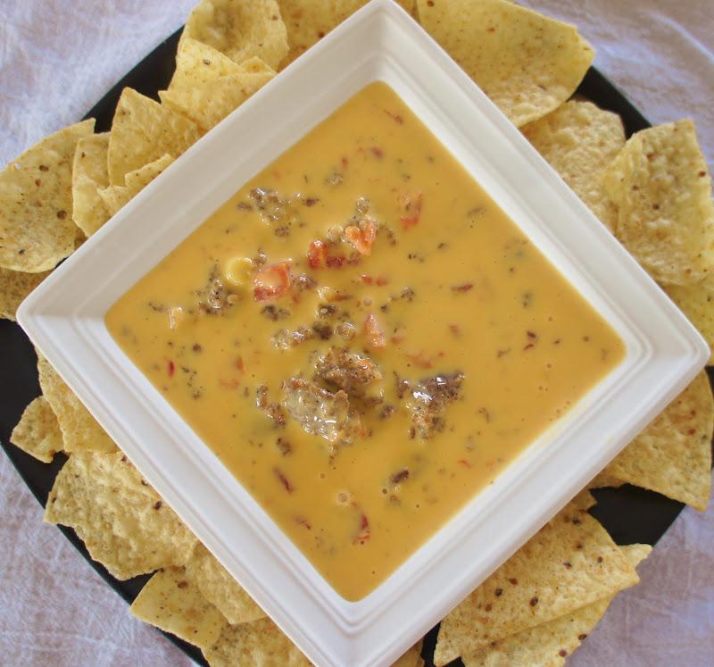 Recipe For One Dish Slow Cooker Velveeta Rotel Dip 365
