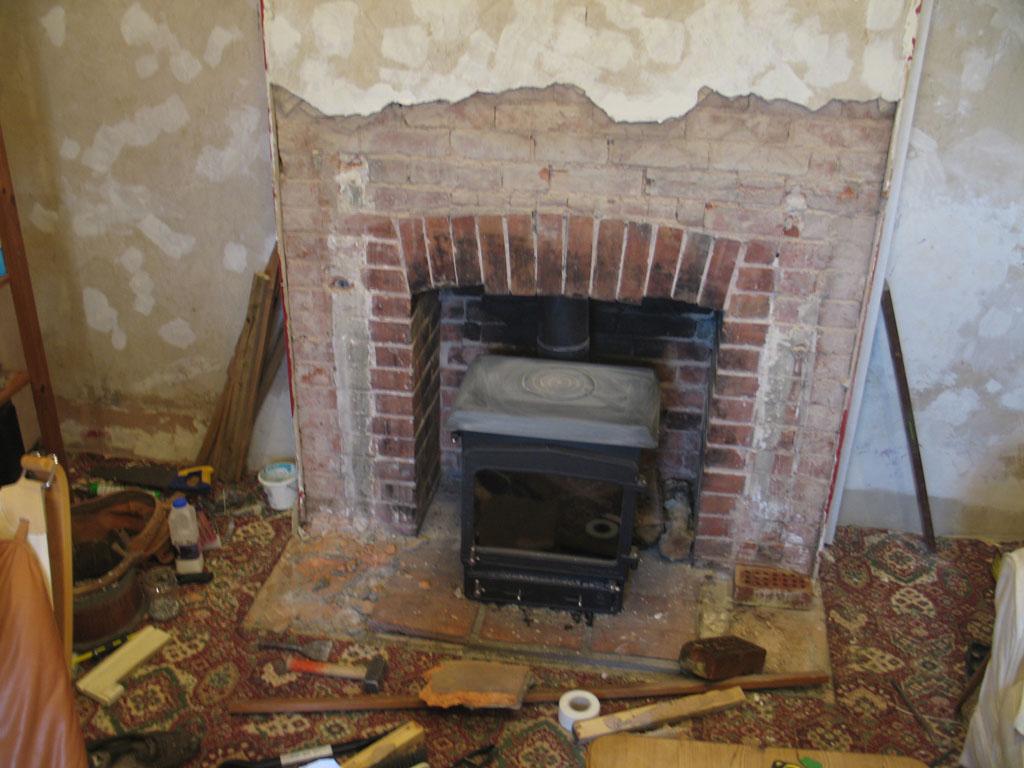 A Victorian House Renovation November 2012