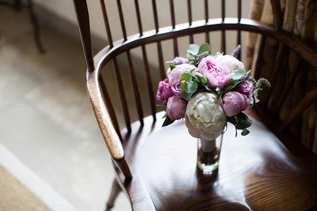 Wedding Photography Doonbeg Ireland peony bouquet