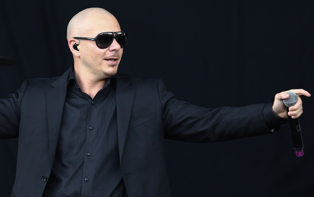 Pitbull Summerfest Tickets 2013