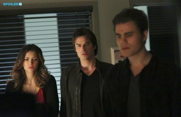 The Vampire Diaries - Stay - Review