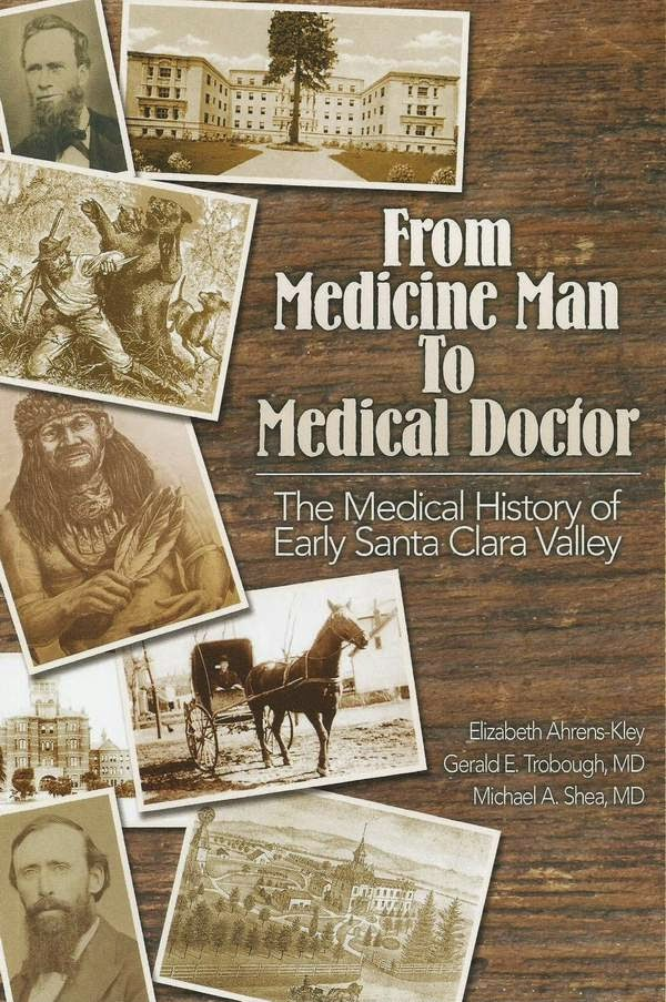 "my book ""From Medicine Man to Medical Doctor"""