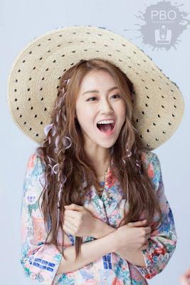 Gayoon 4minute 2yoon CeCi Magazine May 2013
