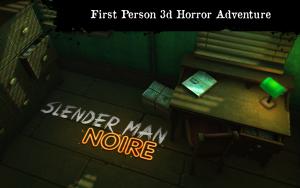 Slender: Noire FULL UNLOCKED APK