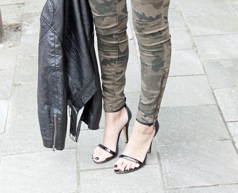 Fantastic Zara Women S Join Life Camouflage Cargo Trousers 70 From Zara Buy Now