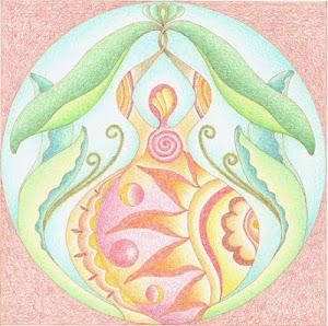 Moeder Aarde godin Gaia