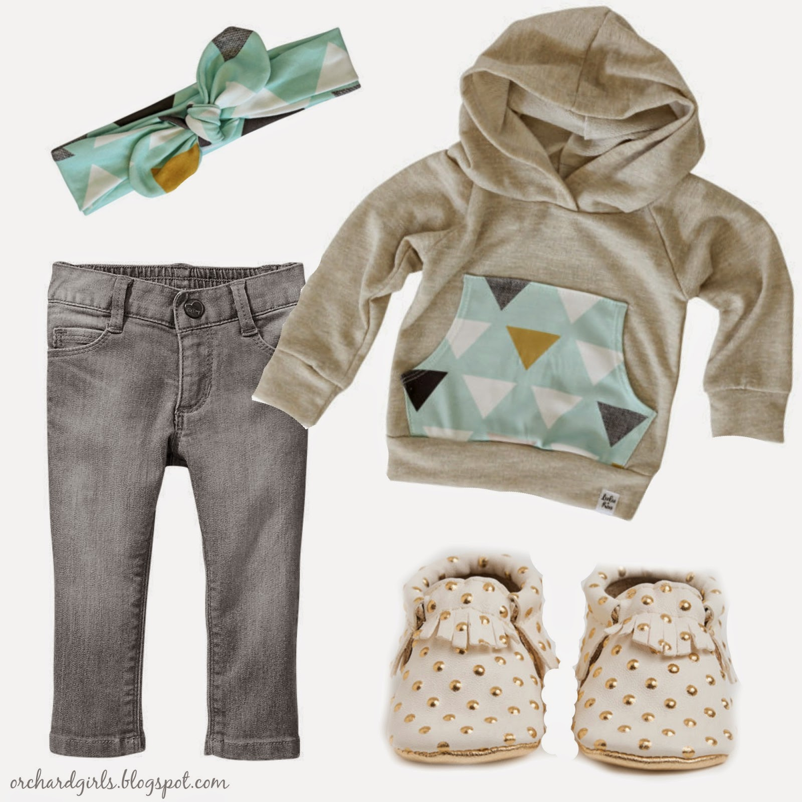 Mini Style Outfit Inspiration on Orchard Girls Blog