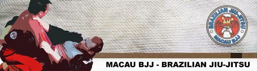 Macau Brazilian Jiu-Jitsu Association - MacauBJJ