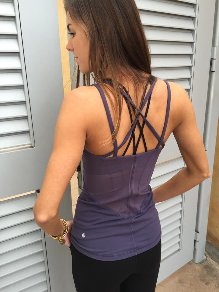 lululemon exquisite tank