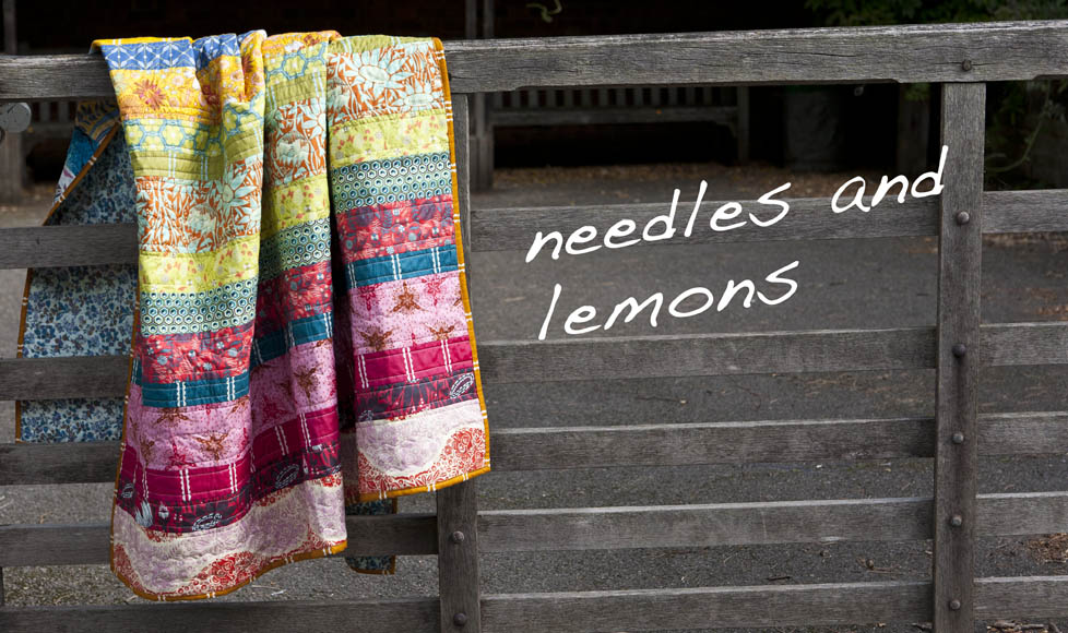 needles and lemons