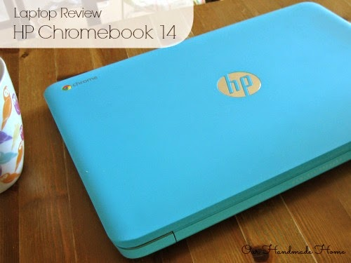 HP Chromebook 14 - Our Handmade Home