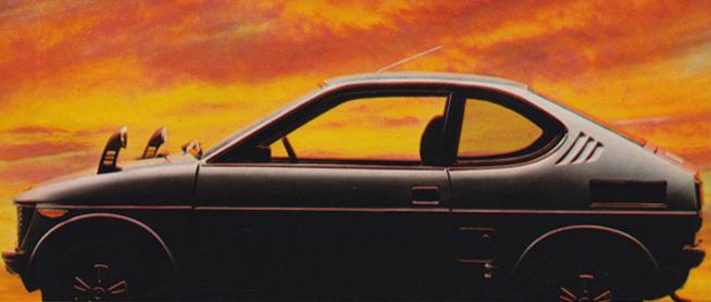 332. Japońskie klasyki #11: Suzuki Fronte, Fronte Coupe, Cervo & SC100. staryjaponiec blog