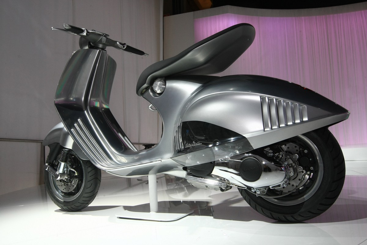 Gadgets Info Available: Vespa 946 Wallpaper