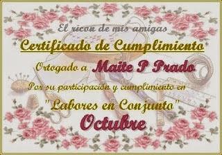 Primer Certificado
