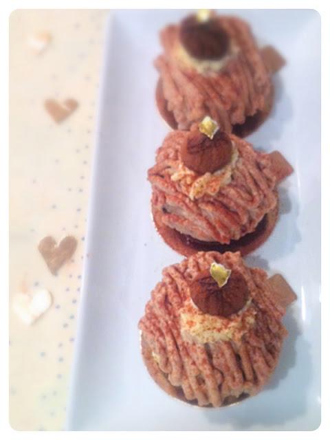 Cherie Kelly's Chestnut Mont Blanc