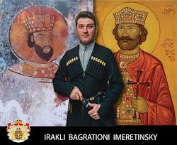 SAR il Principe Irakli Bagrationi Imeretinsky