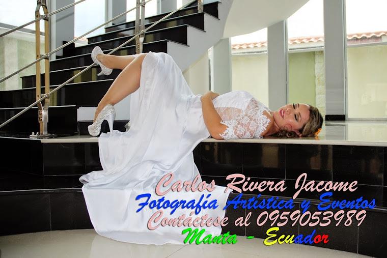 Fotògrafo de bodas, Eventos y Sesiones Manta & Ecuador. Cel: 059053989