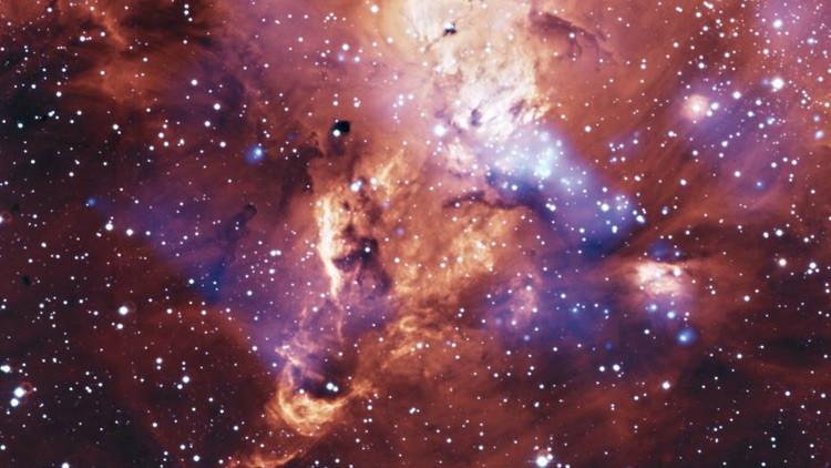 Viajamos por el espacio a más de dos millones de kilómetros por hora