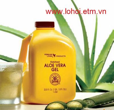 Aloe Vera Gel (015) Nước uống dinh dưỡng Aloe Vera Gel 2