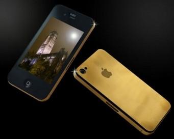 iPhone Emas